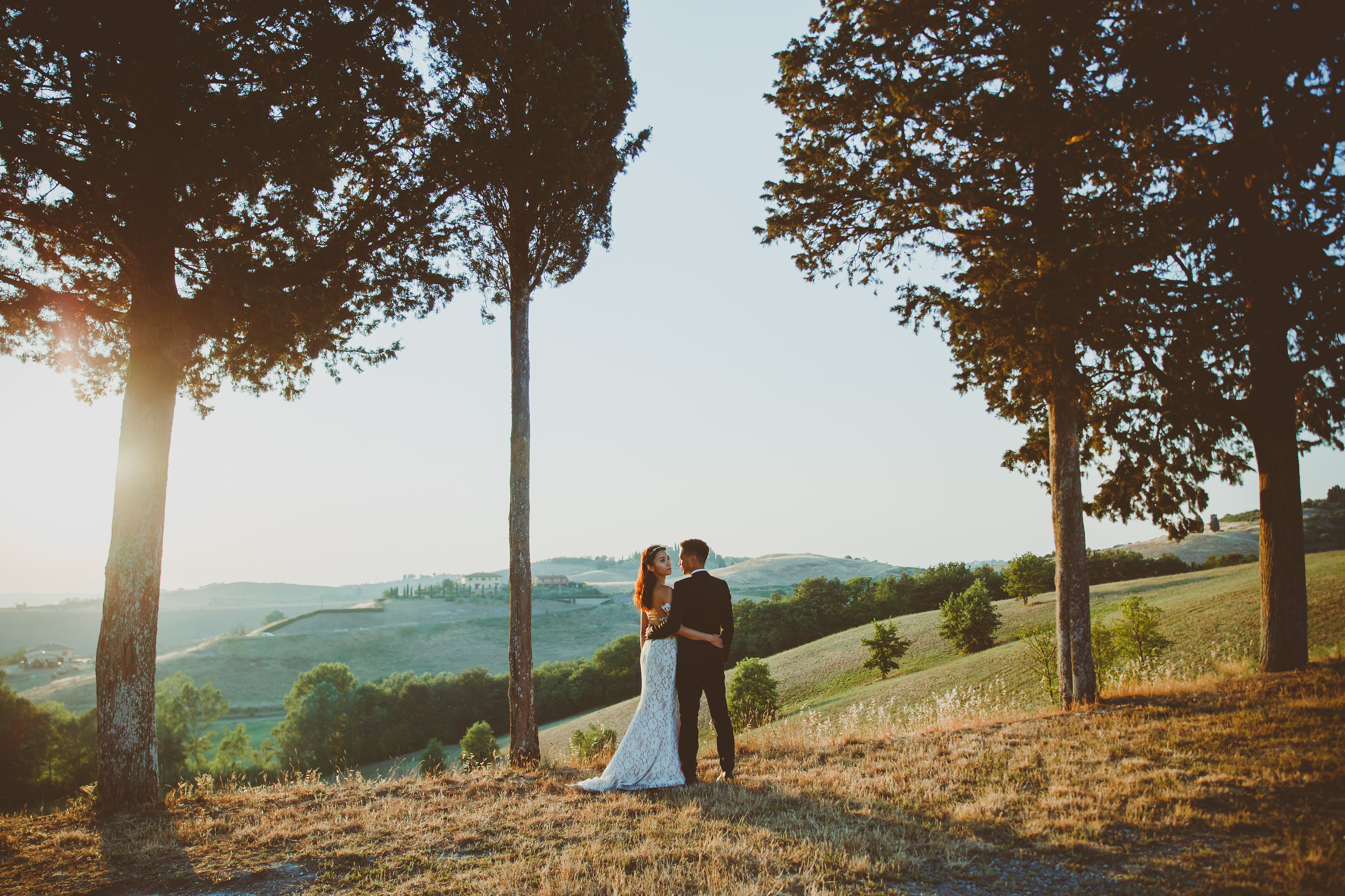 Elopement photographer italy