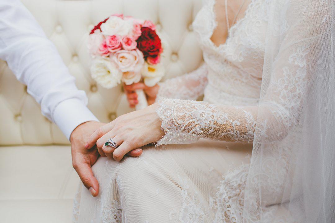 Luxury elopement in Venice