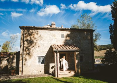 Borgo pignano bride