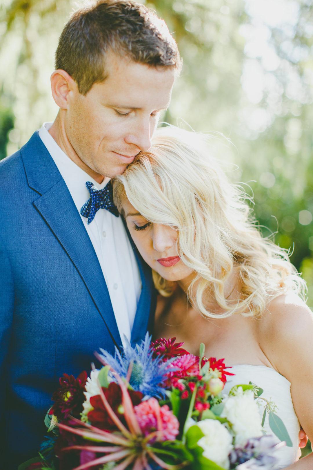 Romantic elopement in Capri