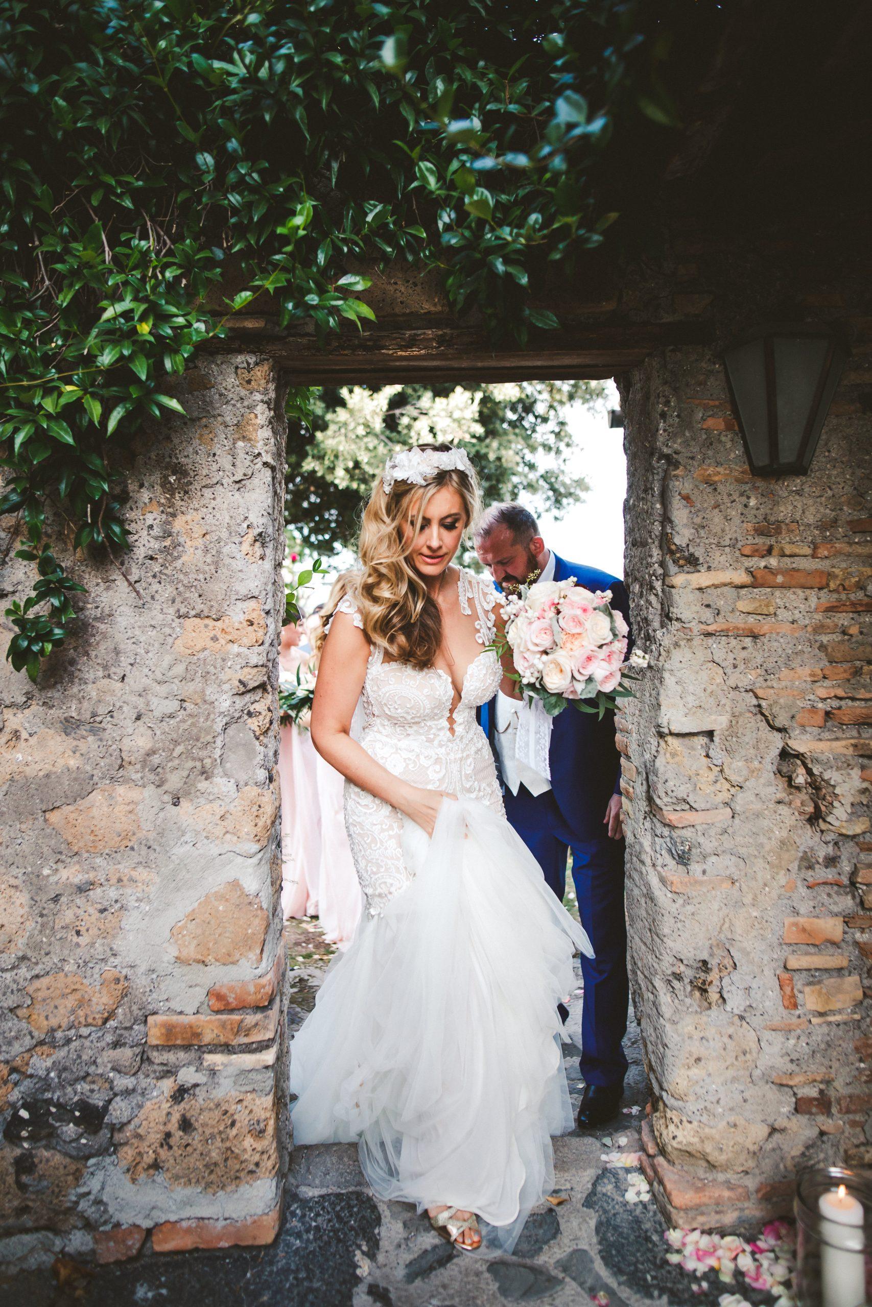 Wedding at Borgo di Tragliata