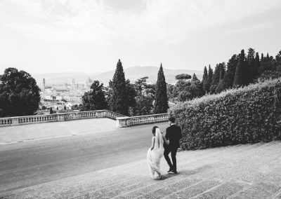 Florence wedding at Villa La Vedetta Tuscany