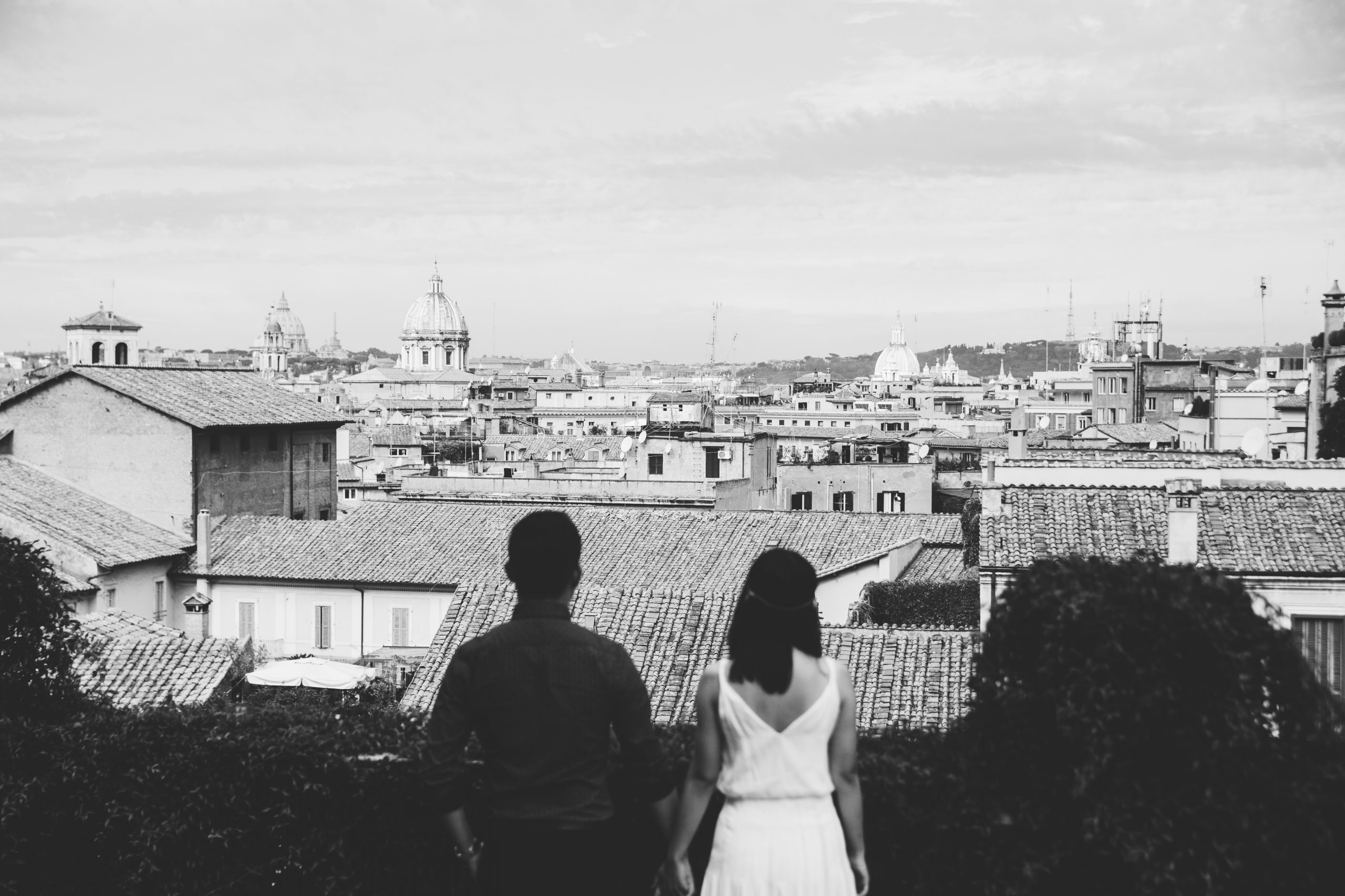 How to elope to Rome
