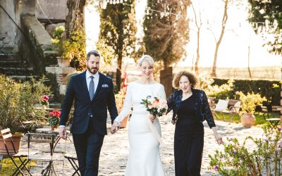 Borgo di Tragliata wedding – We love cats