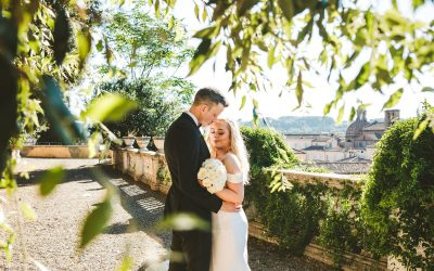 Rome wedding photographer – Campidoglio