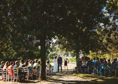Sunny intimate wedding in Tuscany, Siena wedding photographer