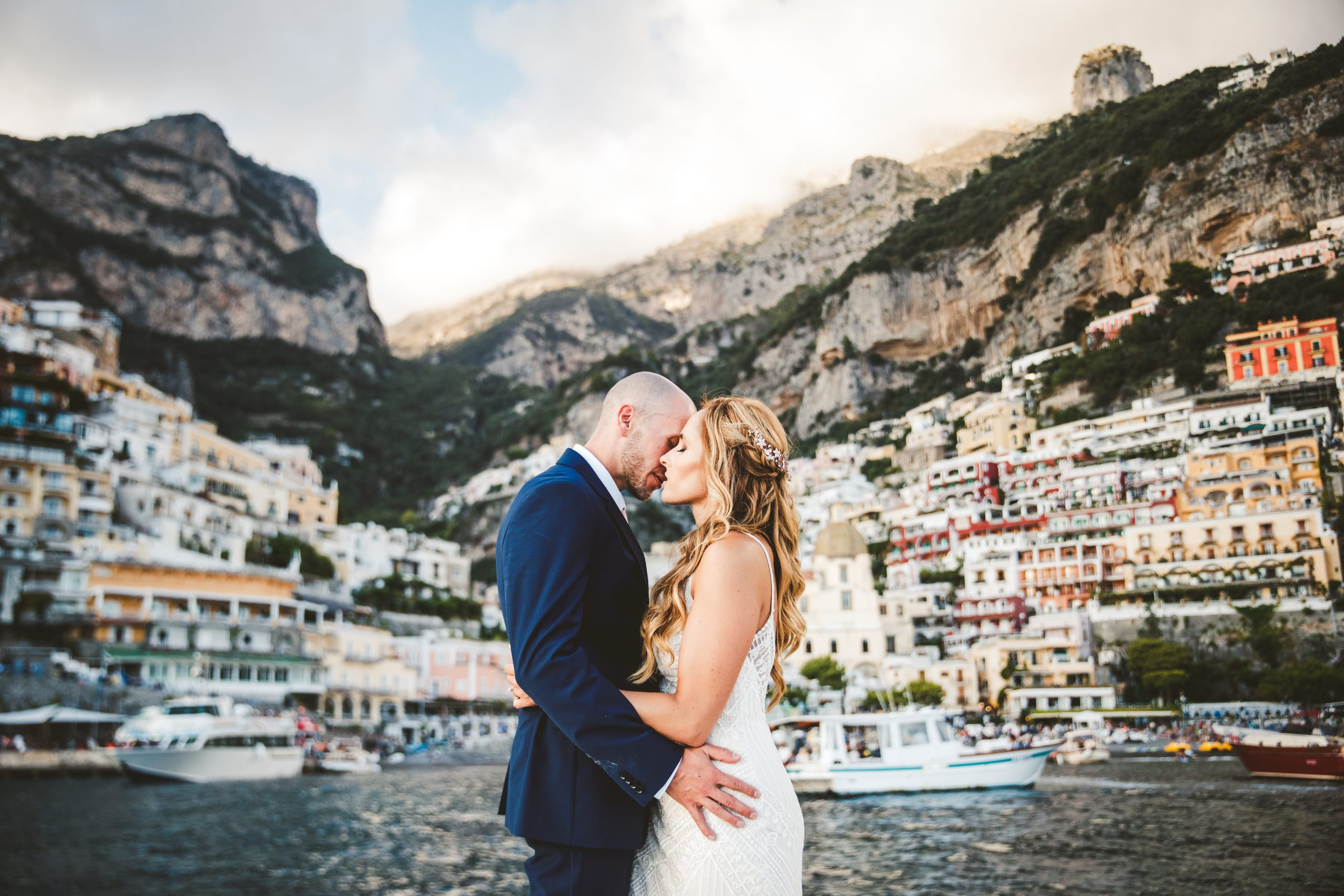 How to elope to Positano